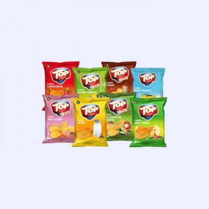 Chipsy Top Chips 170 g