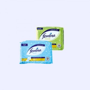 Podpaski Ultra Femina Soft normal 20 szt.